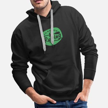 Teenager Rowing Rower Rowing Team Rowing Paddle Watersports - Men's Premium Hoodie