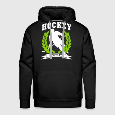 Hockey Dad - Men's Premium Hoodie