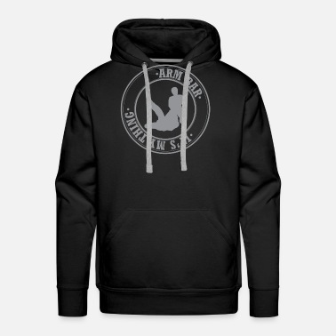 Congratulations Arm Bar. It's my Thing - Men's Premium Hoodie