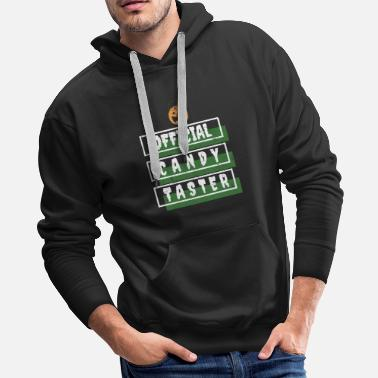 Creepy Cute Halloween Costume Scary Gift - Men's Premium Hoodie