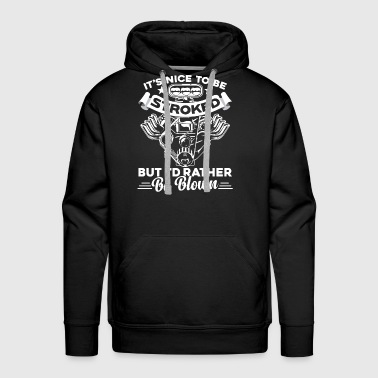 Mechanic Funny Shirt - Men's Premium Hoodie