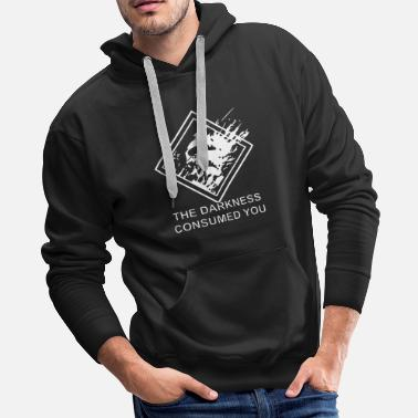 DESTINY DARKNESS CONSUMED YOU - Men's Premium Hoodie