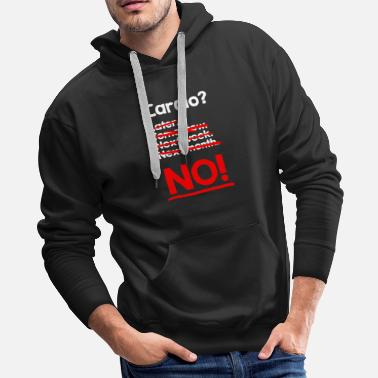 Weight Loss Cardio Training Sports Weight Loss Fitness Weight - Men's Premium Hoodie