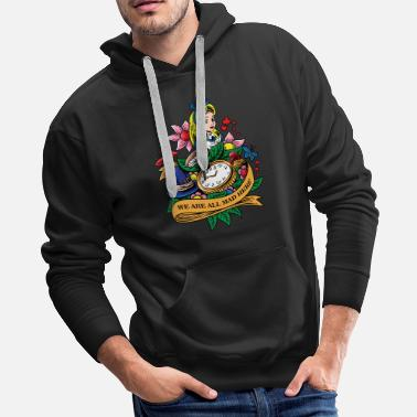 Shop Alice In Wonderland Hoodies Sweatshirts Online Spreadshirt