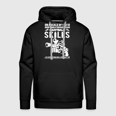 Paintball Shirt - Men's Premium Hoodie