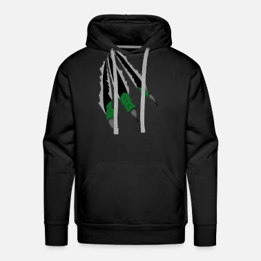 Claw Claw - Men's Premium Hoodie