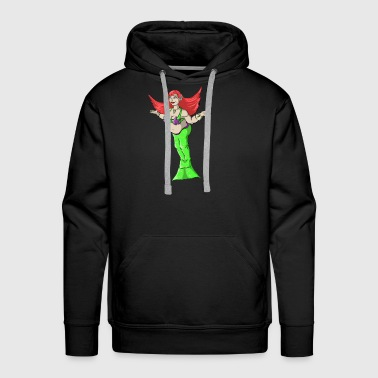 Mermaid Molly - Men's Premium Hoodie