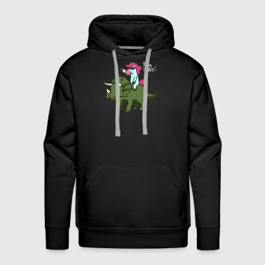 To the Party - Men's Premium Hoodie