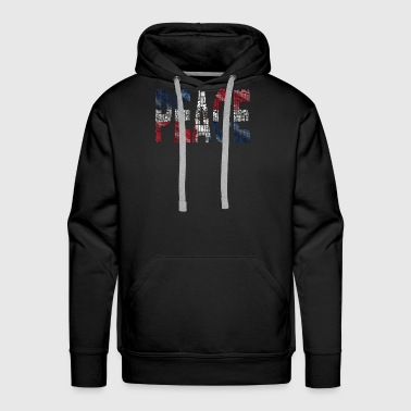Dominican Republic - Men's Premium Hoodie