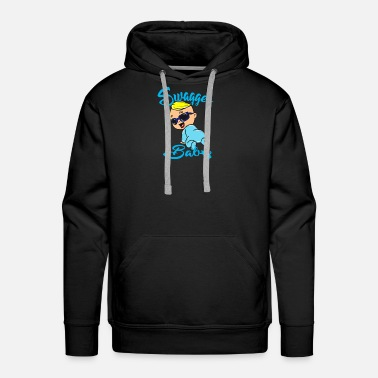 Kidz Baby Kids Pregnancy Mother - Men's Premium Hoodie