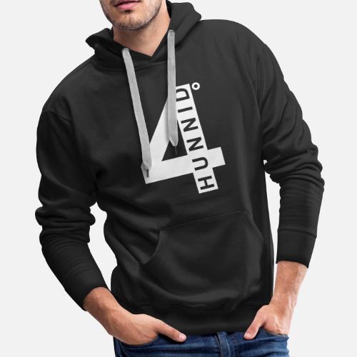 8bf57c362a0 4 Hunnid - Bompton Men s Premium Hoodie