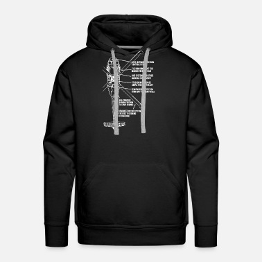 Black Hawk Black Hawks Shirt - Men's Premium Hoodie