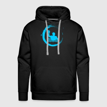 Water Sports water polo sport water sports - Men's Premium Hoodie