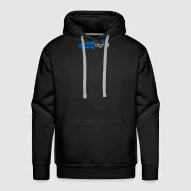 Mixing Mixed Digital - Men's Premium Hoodie