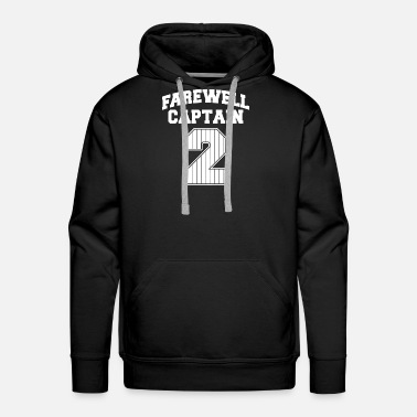 Farewell Farewell captain - farewell captain 2 - Men's Premium Hoodie