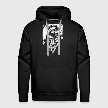 Heath Joker Heath - Men's Premium Hoodie