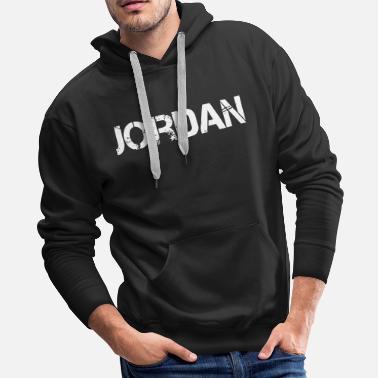 61d9c77dbd0 Jordan The Hashemite Kingdom of Jordan - Amman Jordanian - Men's  Premium. Men's Premium Hoodie