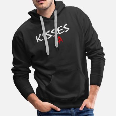 Pretty Pretty Little Liars Kisses - Men's Premium Hoodie