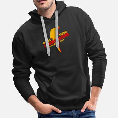Journalism News Flash Journalism Wilson High - Men's Premium Hoodie