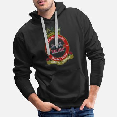 Gta GTA Areobatics Display Team - Men's Premium Hoodie
