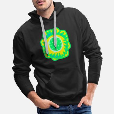 National Artwork flower cool gift - Men's Premium Hoodie
