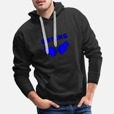 Competition Boxing Hobby - Men's Premium Hoodie