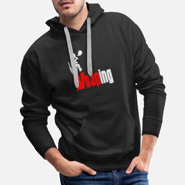 Chase Vape Life Ohm Liquid Cigarette Mod Cloud Smoker - Men's Premium Hoodie