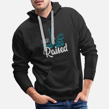 Cultural Capital Paris - Men's Premium Hoodie