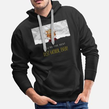 Best Father Best father ever - Men's Premium Hoodie