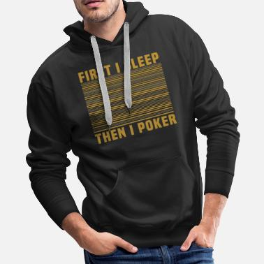 Full House Poker-Hands-Zynga-Texas-Holdem-Online-888-T-Shirt - Men's Premium Hoodie