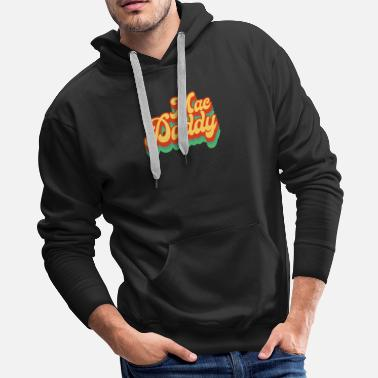 Eighties Mac Daddy Retro 70s 80s - Men's Premium Hoodie