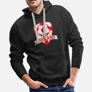 Tourist postcards vacations big ben york minster city brit - Men's Premium Hoodie