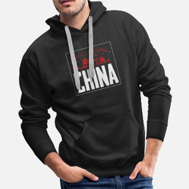 Emperor China Traveller's Choice Gift Ideas T-Shirt - Men's Premium Hoodie