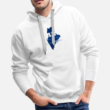 The Only State - Men's Premium Hoodie