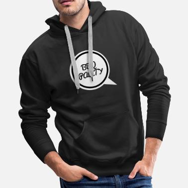 Statment Smoker King Statment master meat flame steak - Men's Premium Hoodie