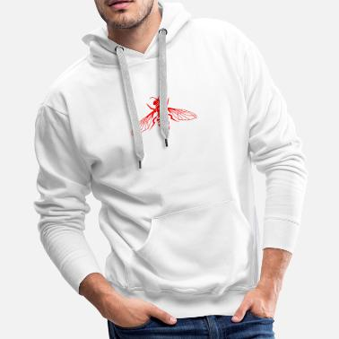 Fly Fly Insects - Men's Premium Hoodie