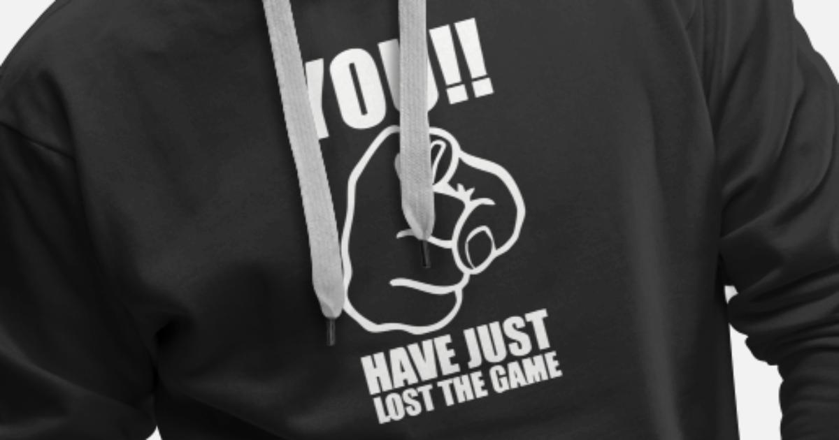 The Game You Just Lost Mens T-Shirt - Funny