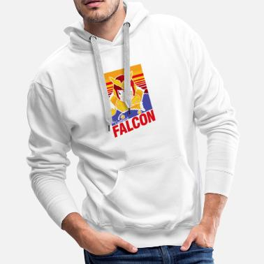 Punch Falcon Punch Out - Men's Premium Hoodie