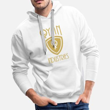 Bio ryan industries - Men's Premium Hoodie