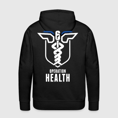 Six operation health - Men's Premium Hoodie