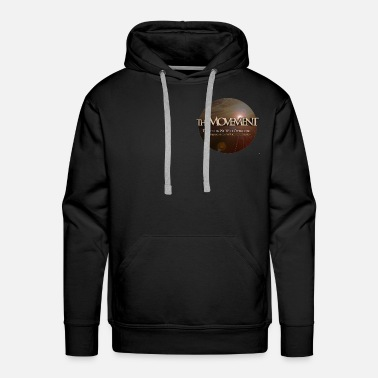 Together We Will Overcome Hoodies - Men's Premium Hoodie