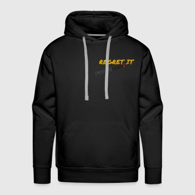 Regret It merch - Men's Premium Hoodie
