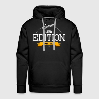 Special Seriously Limited Edition Since 2000 Gift - Men's Premium Hoodie