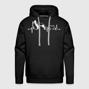 German Shepherd Shirt - Men's Premium Hoodie