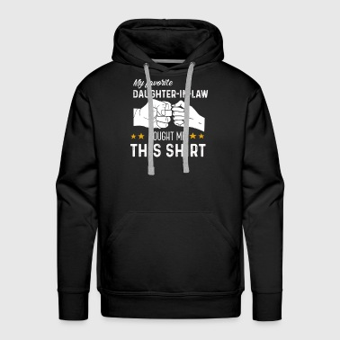 Father In Law Gifts - Men's Premium Hoodie