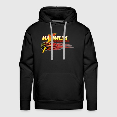 Maximum Motocross Power - Men's Premium Hoodie