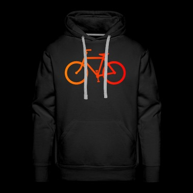 Neon Bike icon 1 - Men's Premium Hoodie