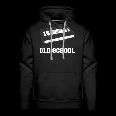 Old School Nostalgia / Gift Idea - Men's Premium Hoodie