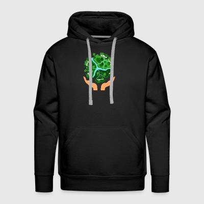 Be good to the planet - Men's Premium Hoodie