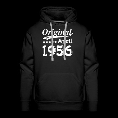 Original Since April 1956 Gift - Men's Premium Hoodie